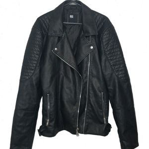RSQ Collective Faux Leather Jacket